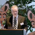 Martin Recker (Vorstand der Stiftung Kunst, Kultur und Soziales der Sparda-Bank West) (© Uwe Völkner)